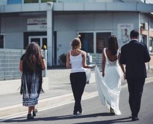 foto Eleonora Rocchini abito da sposa