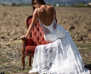 foto Rocchini Eleonora abito da sposa