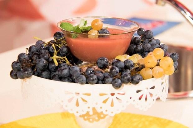foto budino di vino