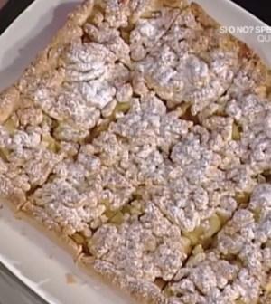 La prova del cuoco: quadrotti di mele di Anna Moroni