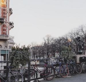 foto Giulia De Lellis Amsterdam