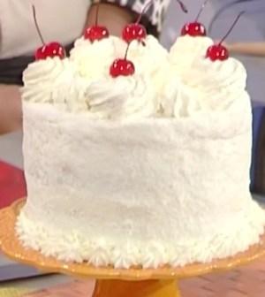 foto coconut cake