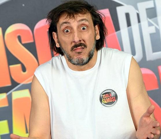 Isola dei famosi anche Massimo Ceccherini conferma il canna-gate