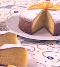 foto torta profumata all'arancia