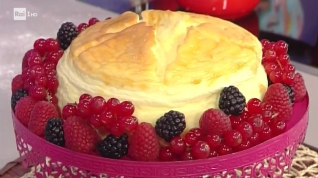 foto cheesecake giapponese