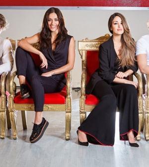 foto Luca, Marco, Rosa, Desirèe