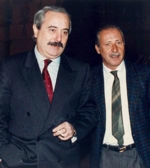 Foto Giovanni Falcone e Paolo Borsellino