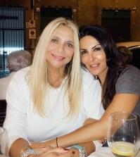 Foto Mara Venier e Sabrina Ferilli