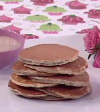 foto pancake agli agrumi
