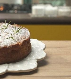 foto torta mele Benedetta Parodi