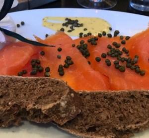 foto Antonella Clerici pranzo