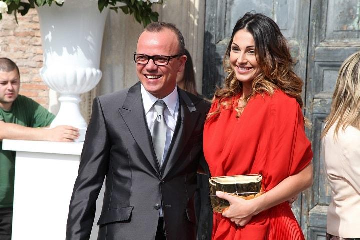 Anna Tatangelo su Gigi D'Alessio: