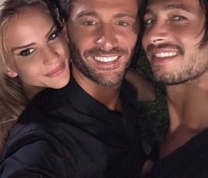 foto Antonio Lenti, Filippo Bisciglia e Veronica Bagnoli
