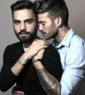 foto trono gay