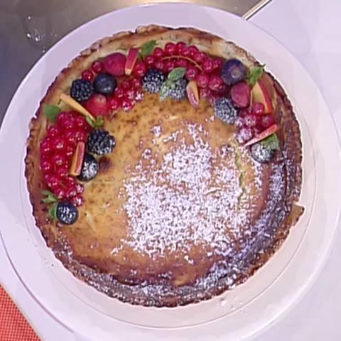 Ricette la prova del cuoco torta al formaggio di ibiza di for Ricette della prova del cuoco