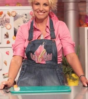 foto Antonella Clerici a La prova del cuoco