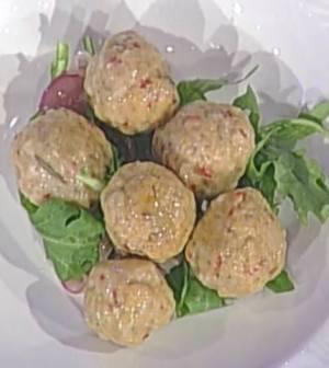 Foto polpette di merluzzo La prova del cuoco