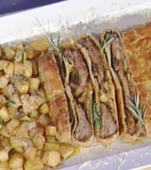 Foto strudel di costine La prova del cuoco