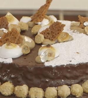 Foto vegan cake Bake off Italia