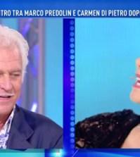 Foto Carmen Di Pietro contro Predolin