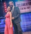 foto Celebration, Serena Rossi e Neri Marcorè