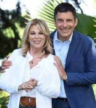 Foto Fabrizio Frizzi e Rita Dalla Chiesa