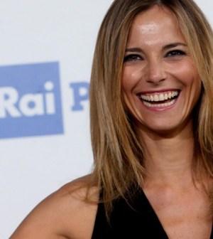 Foto Francesca Fialdini a La vita in diretta