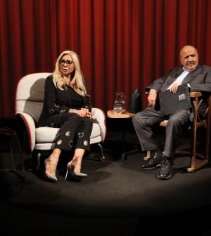 Foto Mara Venier a L'Intervista