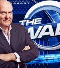 foto the wall gerry scotti canale5 20 novembre