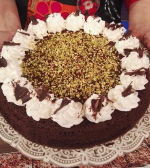 foto torta fantastica al cacao