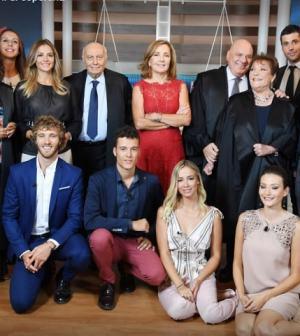 Foto Barbara Palombelli cast Forum