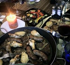 foto cena soleil sorgè