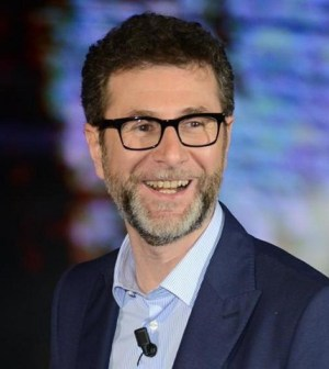Foto Fabio Fazio nuova puntata Che tempo che fa