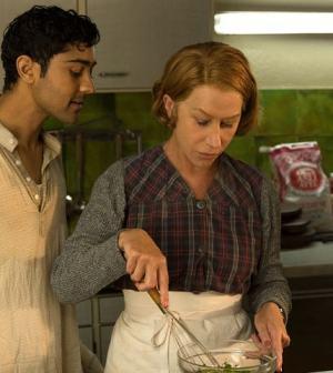 Foto amore, cucina e curry
