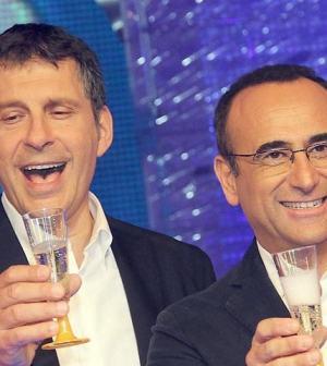 foto Frizzi e Conti, ritorno a L'eredità
