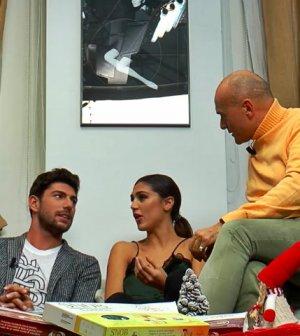foto Ignazio moser cecilia rodriguez Alfonso signorini