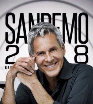 foto claudio Baglioni Sanremo