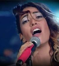 Foto di Nina Zilli, tra i cantanti in gara al Festival di Sanremo 2018