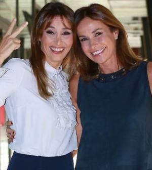 Foto sorelle Parodi nuova puntata Domenica In