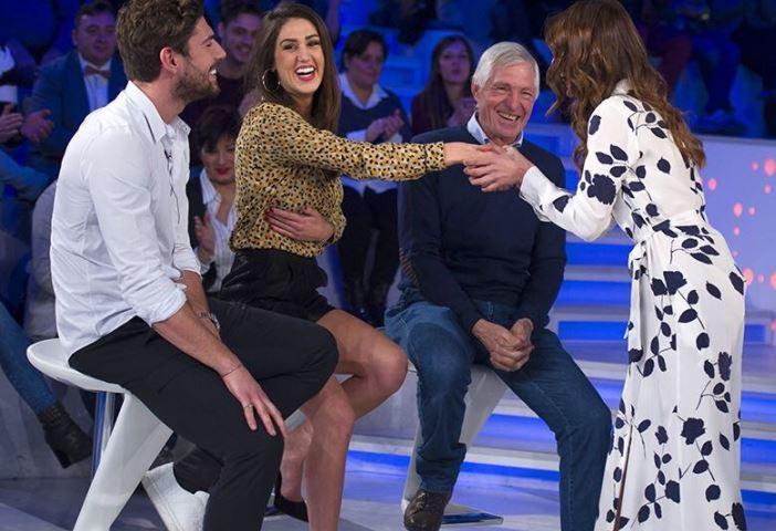 Cecilia e Ignazio: Francesco Moser dice la sua a Verissimo ...