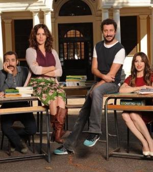 Foto Immaturi La serie cast