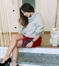 foto melita toniolo caterina balivo ospite min