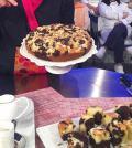 foto torta marmorizzata