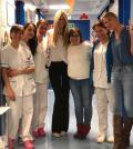 Foto Elena Santarelli e Alessia Marcuzzi