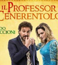La locandina de Il professor Cenerentolo, film di Pieraccioni in onda su Rai1 sabato 17 febbraio 2018