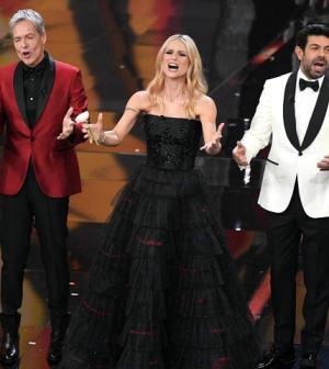 Foto Finale Sanremo 2018