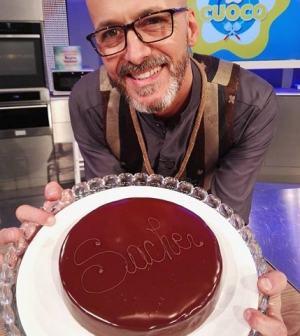 foto torta sacher
