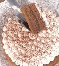 Foto torta cappuccino La prova del cuoco