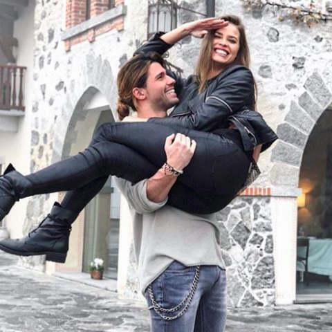 Luca Onestini: l'amore con Ivana Mrazova e la verità su Soleil Sorgè