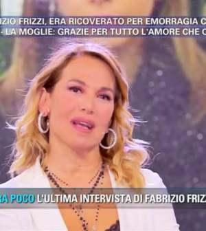 foto pomeriggio 5 Fabrizio frizzi